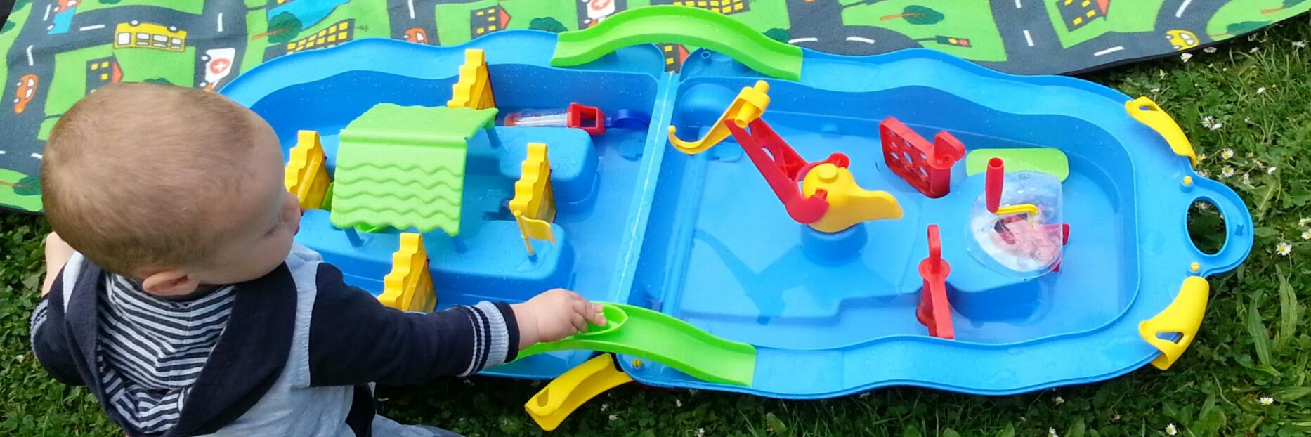 Water fun troley Buddy toys