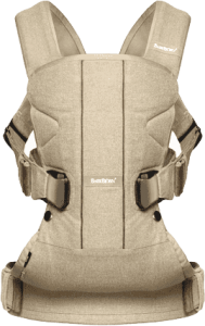 Nosiť Babybjorn one birch beige